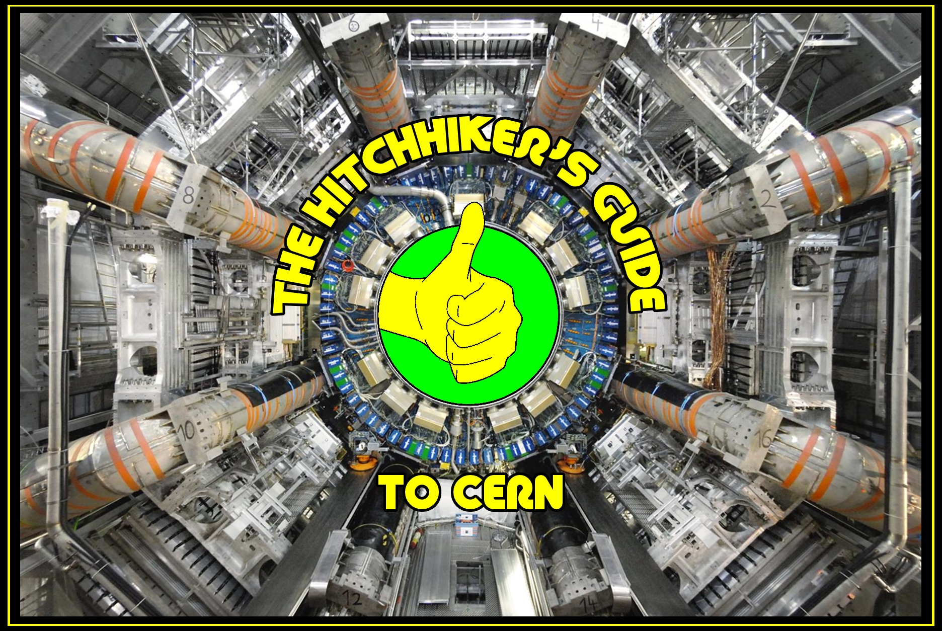 The Hitchhiker's Guide to CERN